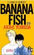 couverture, jaquette Banana Fish 19  (Shogakukan)
