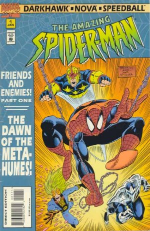 Spider-Man - Friends and Enemies édition Issues (1995)