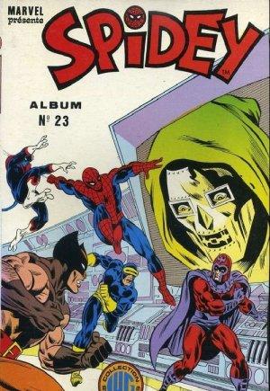 Spidey # 23 Reliure éditeur (1980-1989)