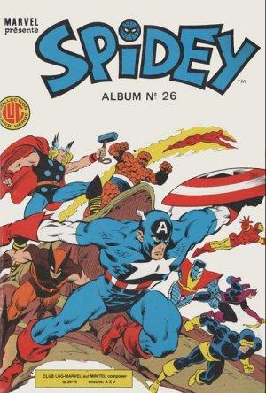 Spidey # 26 Reliure éditeur (1980-1989)