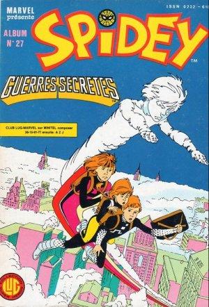 Spidey # 27 Reliure éditeur (1980-1989)