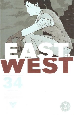 East of West # 34 Issues (2013 - Ongoing)