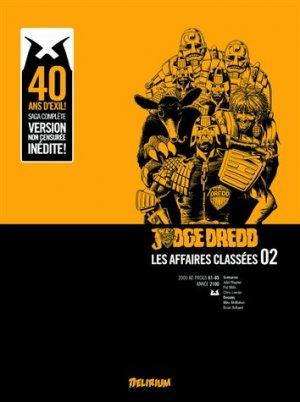 Judge Dredd - Les Affaires Classées # 2