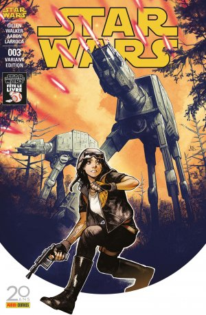 Star Wars 3 - Couverture Variant (Shirahama)