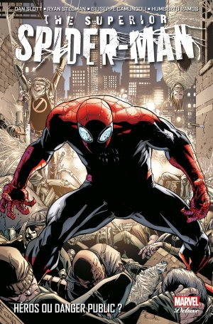 The Superior Spider-Man # 1