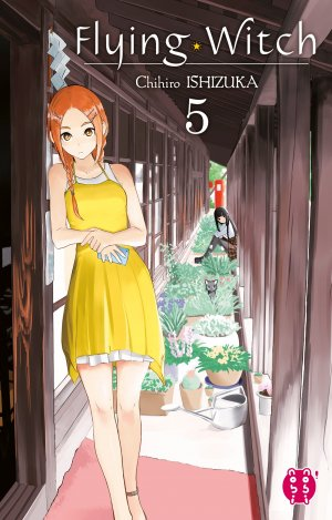 Flying Witch 5 Simple