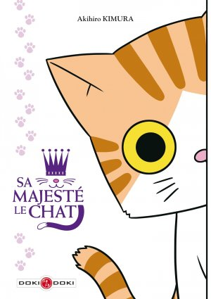 Sa majesté le chat édition Stickers
