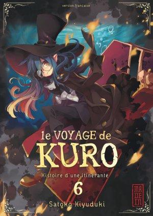 Le Voyage de Kuro 6 Simple