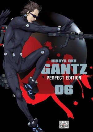 Gantz 6 Perfect