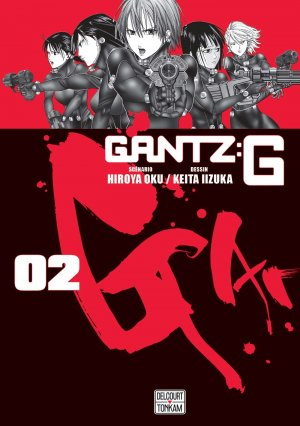 Gantz G 2 Simple