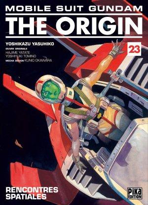 couverture, jaquette Mobile Suit Gundam - The Origin 23  (Pika)