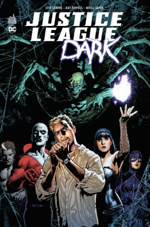 Justice League Dark édition TPB hardcover (cartonnée)