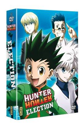 couverture, jaquette Hunter X Hunter (2011) 11 Coffret DVD (Kana home video)