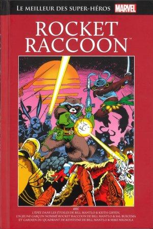 Le Meilleur des Super-Héros Marvel 45 - Rocket Raccon
