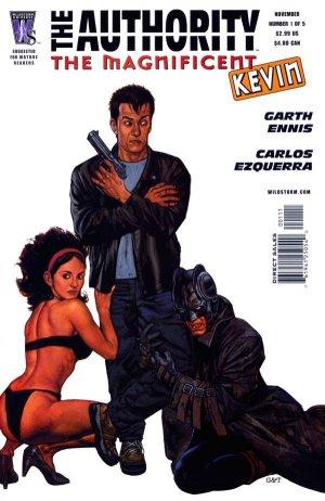 The Authority - Kevin Le Magnifique édition Issues (2005 - 2006)