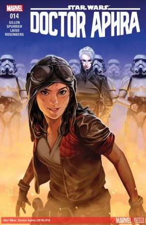 Star Wars - Docteur Aphra # 14 Issues (2016 - Ongoing)