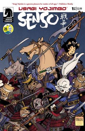 Usagi Yojimbo - Senso édition Issues (2014 - 2015)