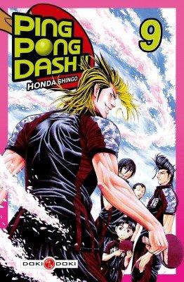 Ping Pong Dash !! T.9