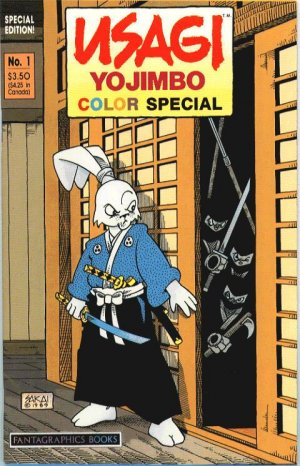 Usagi Yojimbo Color Special édition Issues (1989 - 1992)