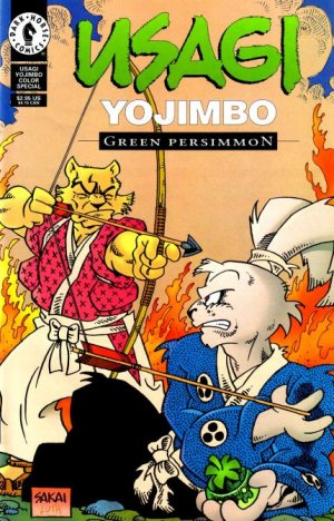 Usagi Yojimbo Color Special édition Issues (1997 - 2014)