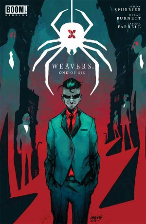 Weavers édition Issues (2016)
