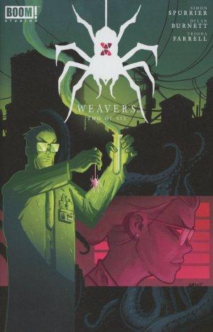 Weavers # 2 Issues (2016)