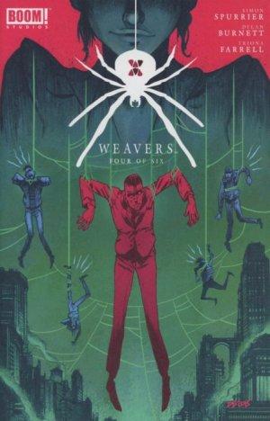 Weavers # 4 Issues (2016)