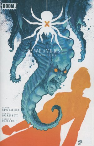 Weavers # 5 Issues (2016)