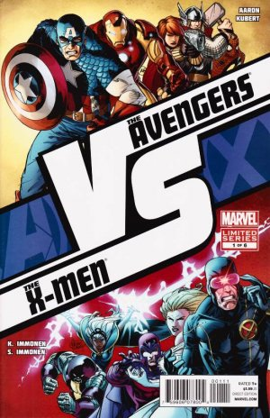 AvX - Vs. édition Issues (2012)