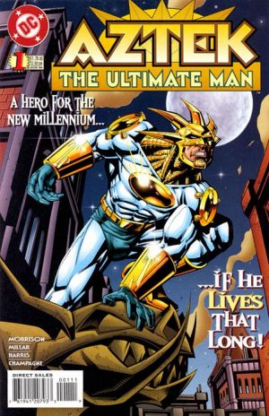 Aztek - The Ultimate Man édition Issues V1 (1996 - 1997)