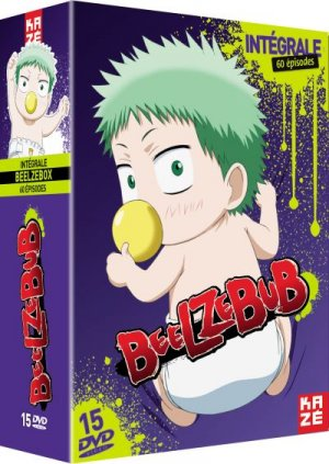 Beelzebub édition Intégrale DVD