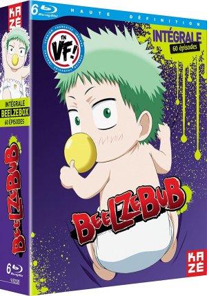 Beelzebub édition Intégrale Blu-ray