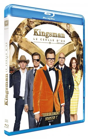 Kingsman : Le Cercle d'or édition Simple