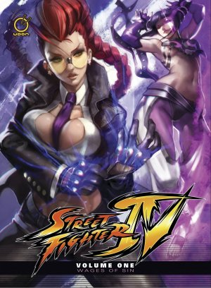 Street Fighter IV édition Deluxe