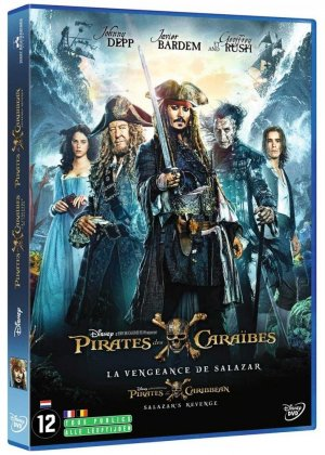 Pirates des Caraïbes : la Vengeance de Salazar édition Simple