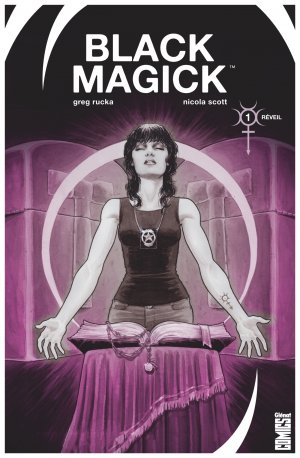 Black Magick édition TPB hardcover (cartonnée)
