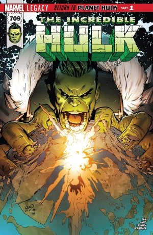 The Incredible Hulk édition Issues V4 (2017 - Ongoing)