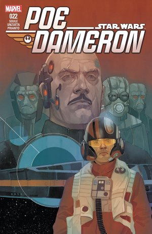 Star Wars - Poe Dameron # 22
