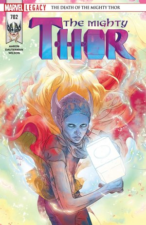 The Mighty Thor # 702 Issues V2 (2015 - 2018)