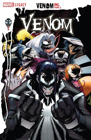 Venom # 159 Issues V3 (2016 - 2018)