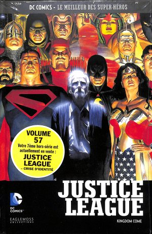 DC Comics - Le Meilleur des Super-Héros 57 - Justice League : Kingdom come