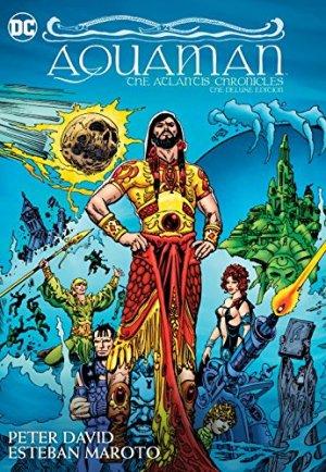 Aquaman - The Atlantis Chronicles édition TPB hardcover (cartonnée)