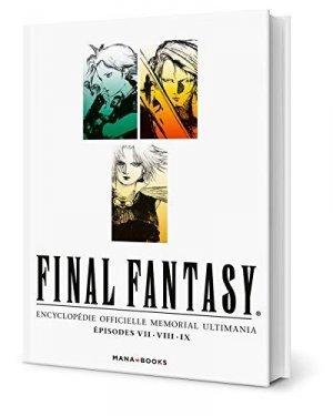 couverture, jaquette Final Fantasy - Encyclopédie Officielle Memorial Ultimania 1  (Mana Books) Fanbook