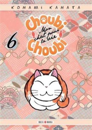 Choubi-choubi, mon chat pour la vie 6 Simple