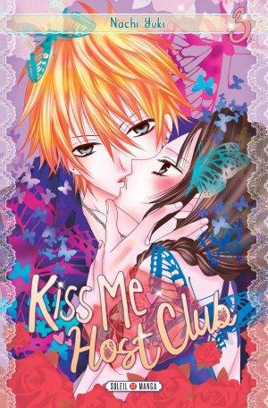 Kiss me host club 3 Simple