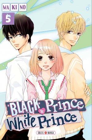 Black Prince & White Prince 5 Simple