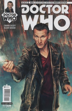 Doctor Who - The Ninth Doctor édition Issues V1 (2015)