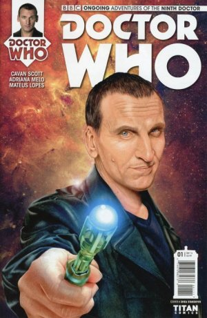 Doctor Who - The Ninth Doctor édition Issues V2 (2016 - Ongoing)