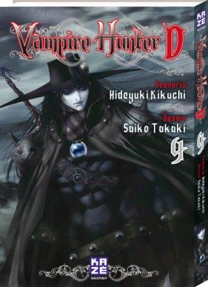 Vampire hunter D #4