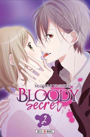 couverture, jaquette Bloody Secret 2  (soleil manga)
